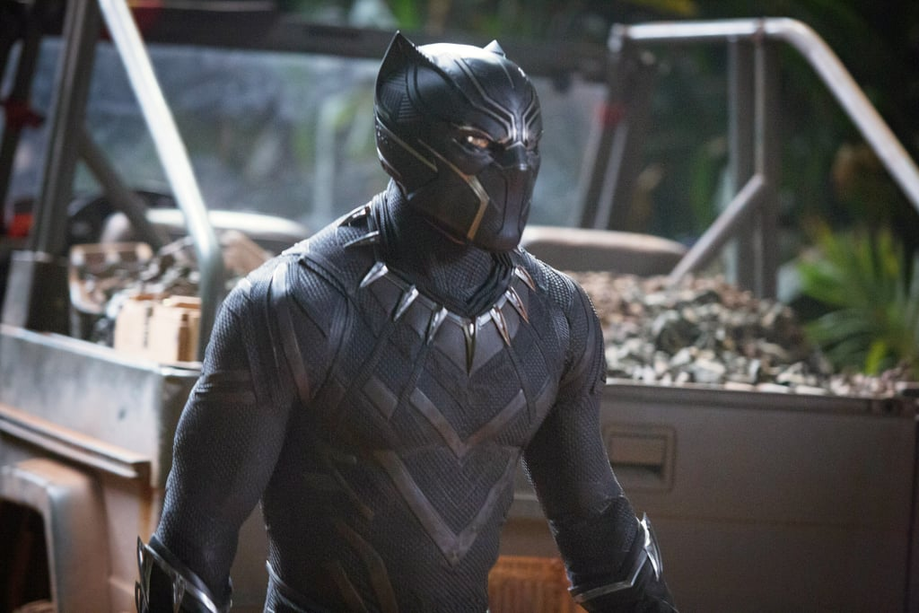 Superhero Costume Ideas Black Panther From Avengers Infinity War