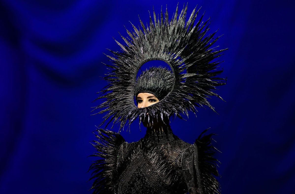 Amazing Scenes From the World of WearableArt Competition