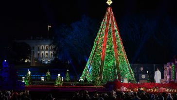 2018 National Christmas Tree Lighting