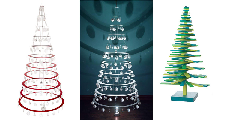 30 Modern Christmas Trees Decoration Ideas