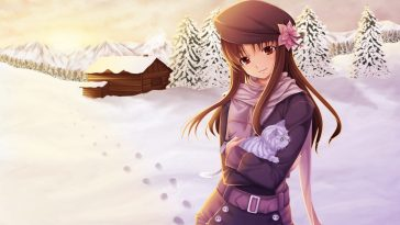 Anime Winter Japanese Wallpapers Download