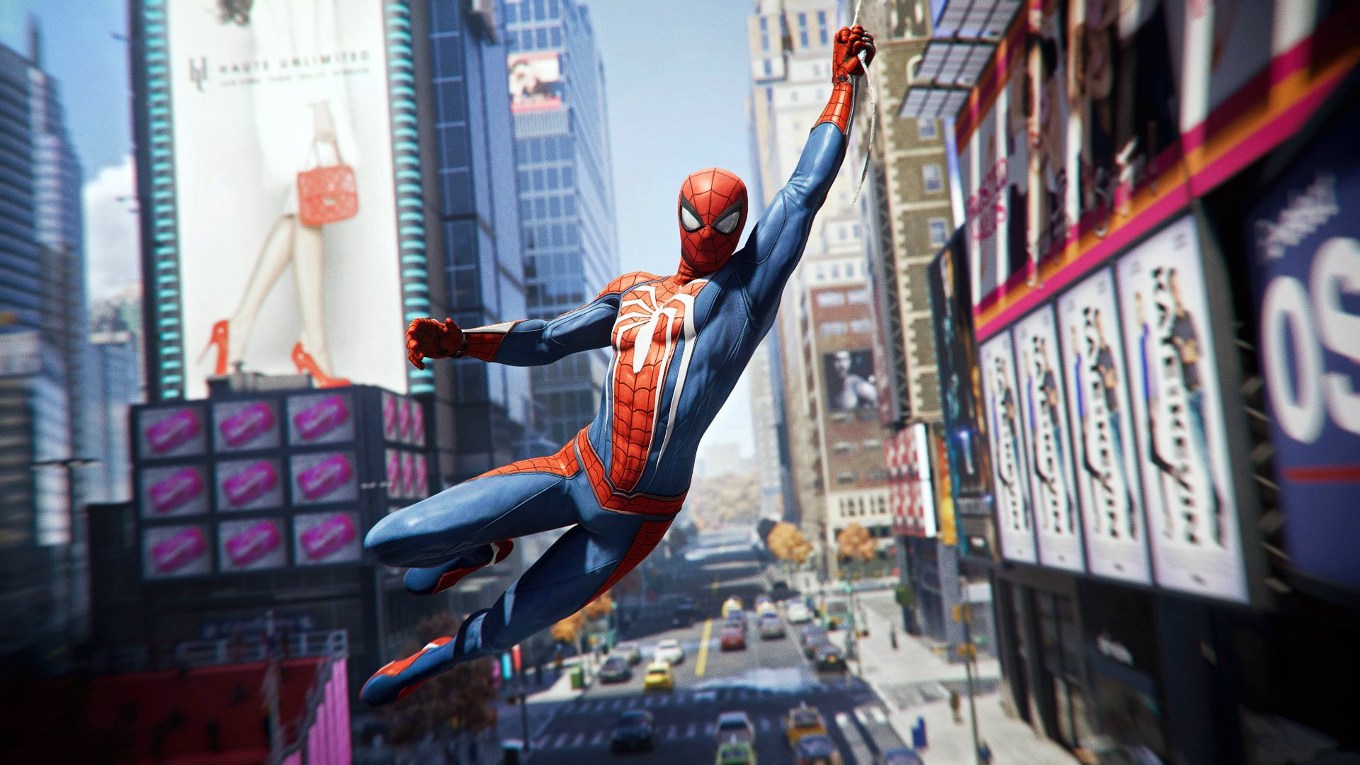 10+ Marvel's Spider-Man HD Wallpapers High Quality