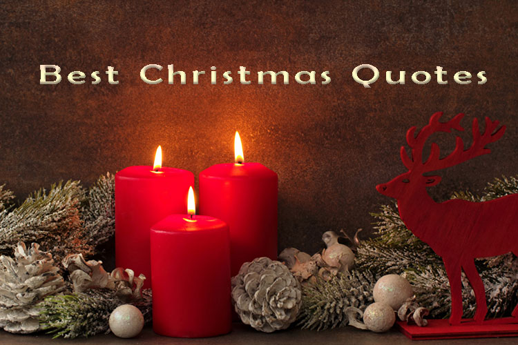 60 Best Christmas Quotes