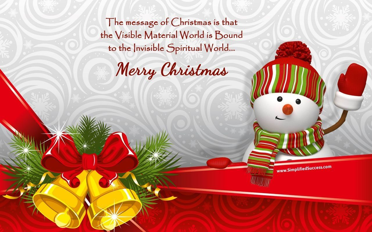 Christmas Greeting Card Picture