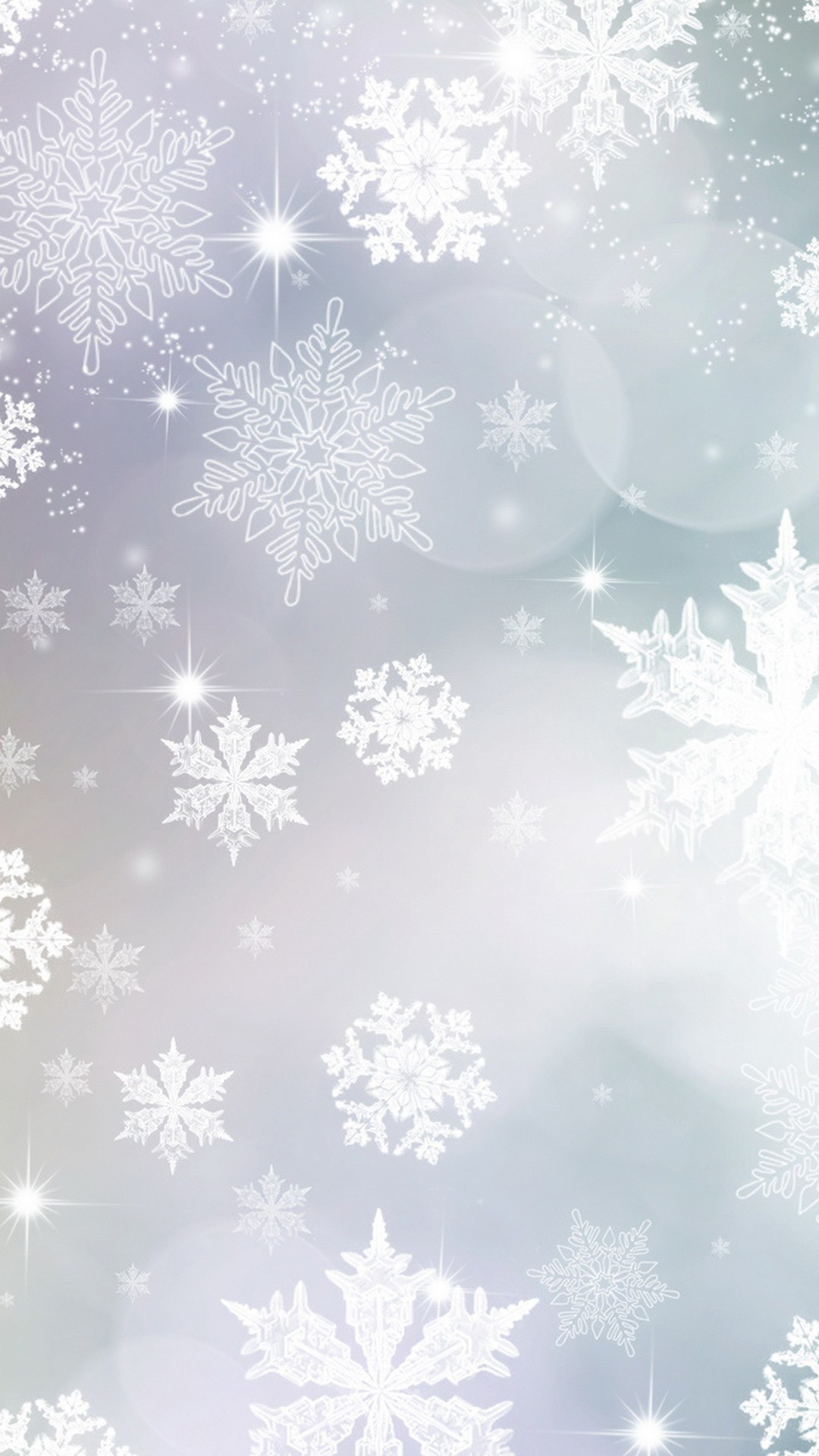 Snowflake iPhone Wallpaper 25