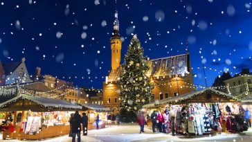 20 of the Most Popular and Best Christmas Markets around the World
