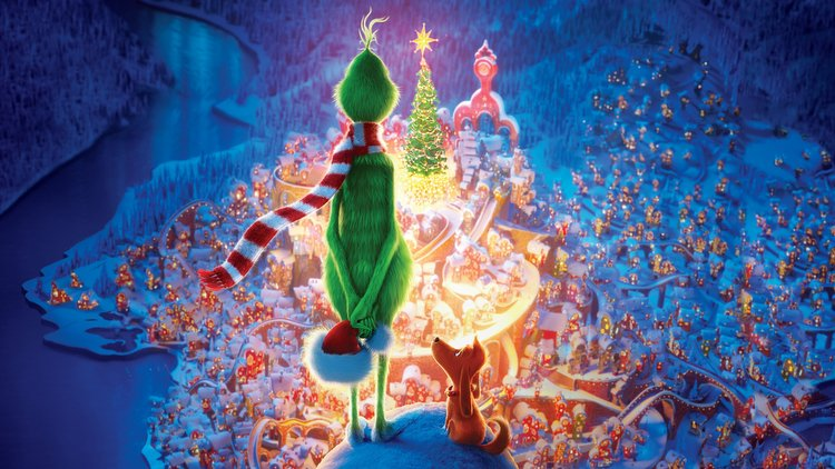 The Grinch 2018 Christmas Animation Movie Photo