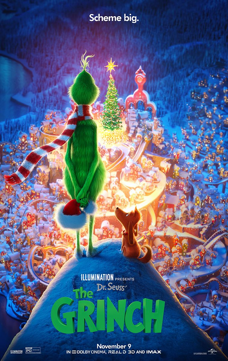 The Grinch 2018 Photo