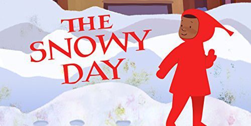 The Snowy Day animated christmas movie