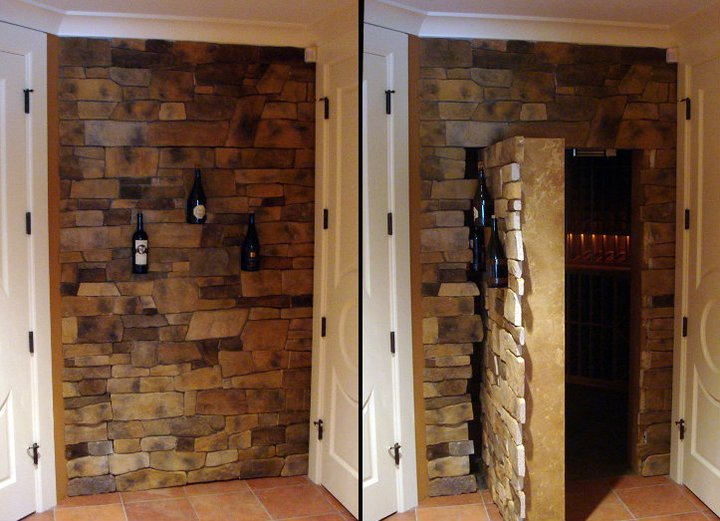 12 Awesome Hidden Rooms That Would Make Every House Perfect