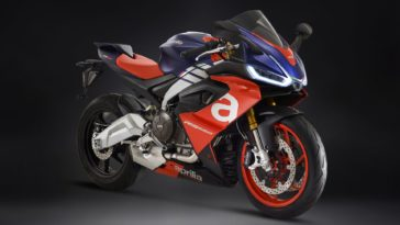 Aprilia RS 660 Desktop Wallpaper