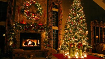 Beautiful Christmas Tree Decoration Wallpapers for Desktop