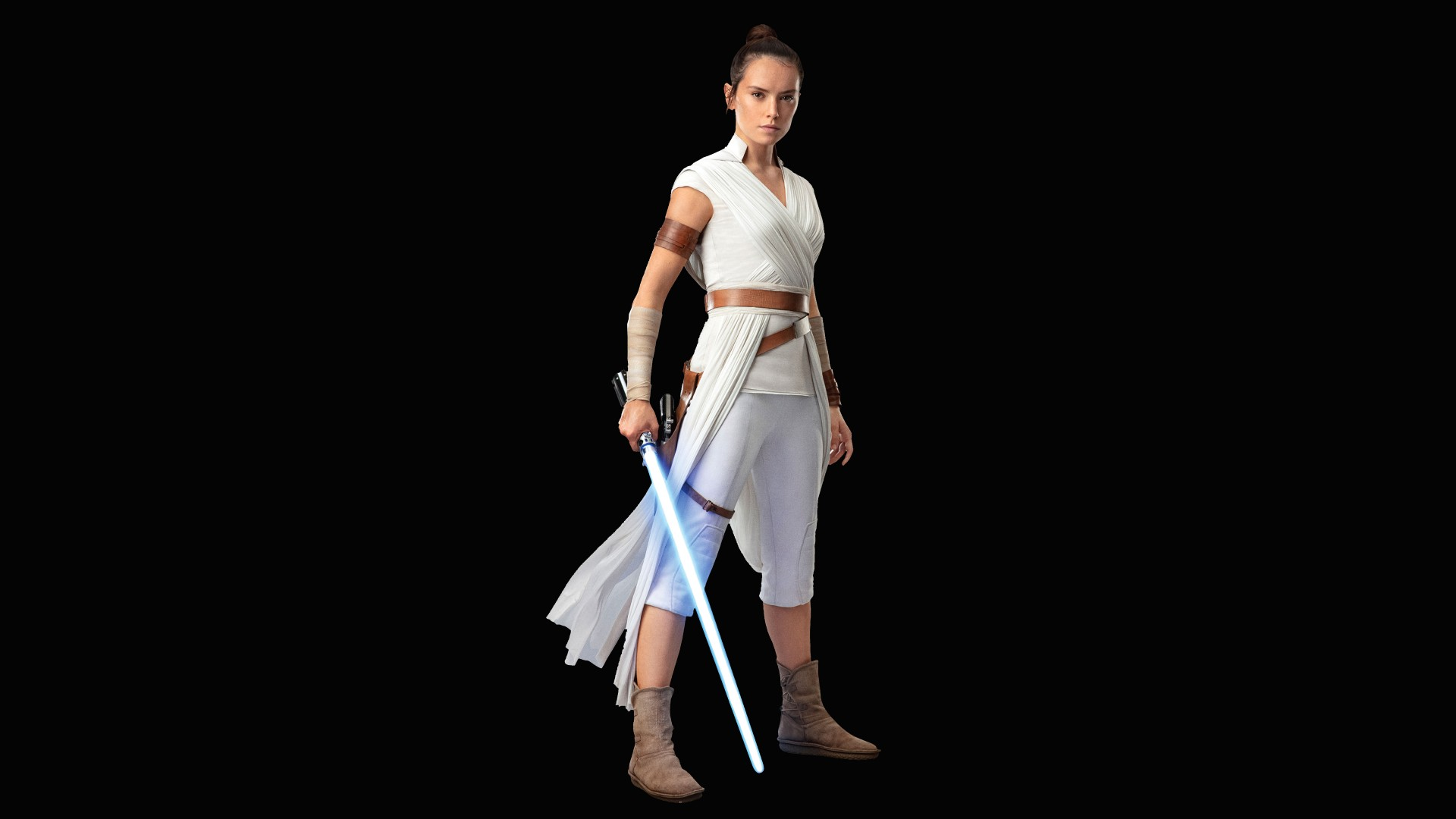 Rey Daisy Ridley In Star Wars The Rise Of Skywalker