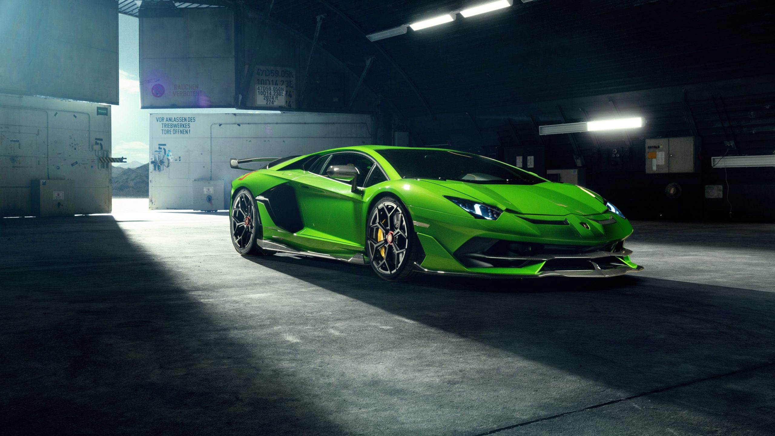 Lamborghini Aventador 2020 Car Wallpaper 3840x2160