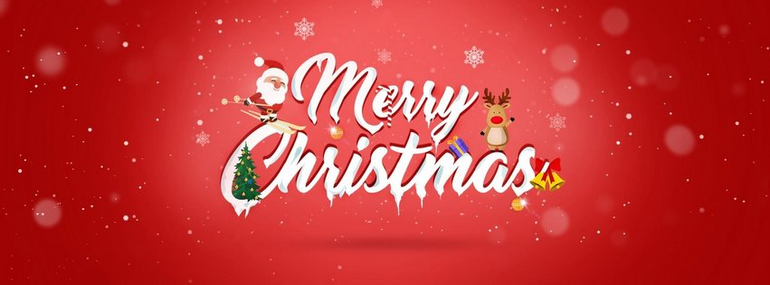 Merry Christmas Cover Photo