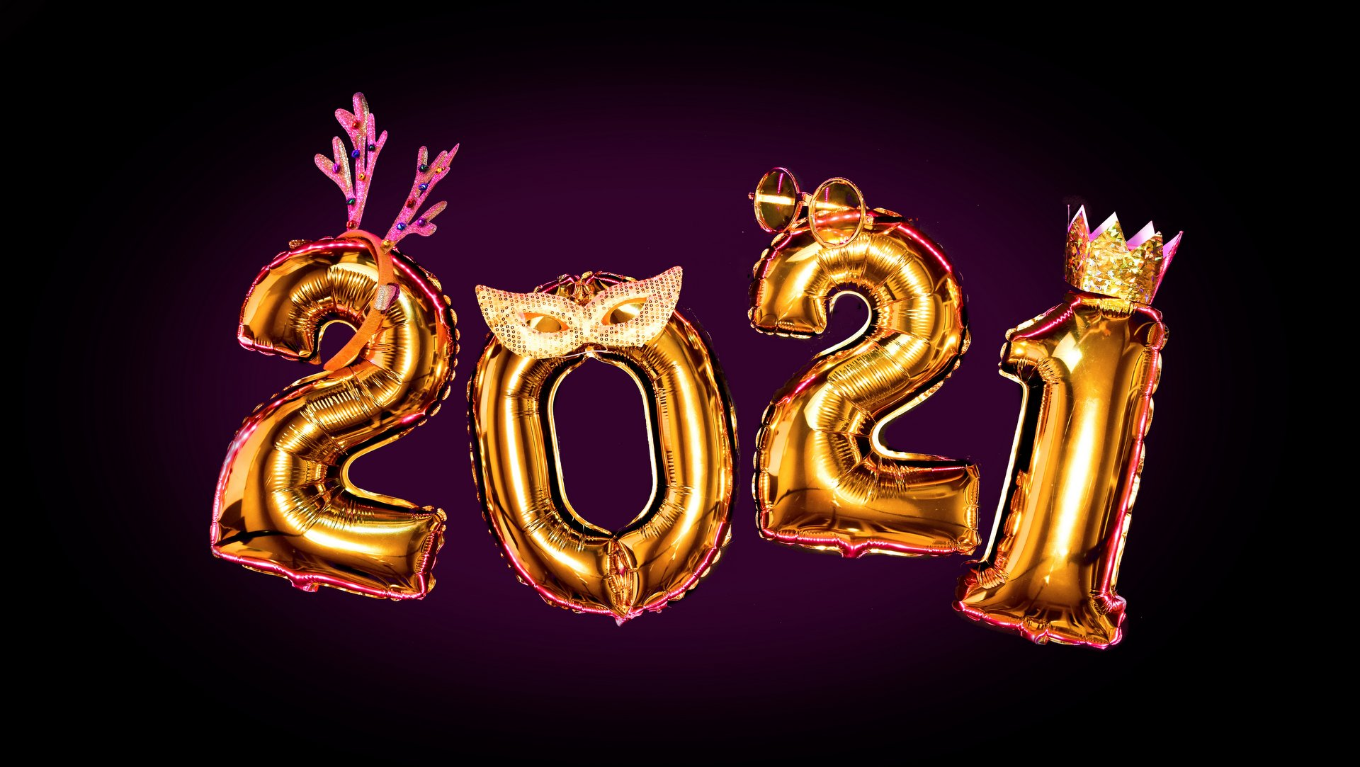 Gold 2021 new year background-1920x1080
